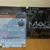 MAG  Collectors Edition  (PS3) (ALVio) + sute de alte jocuri PS3 originale ( VAND / SCHIMB )