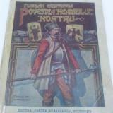 Carte veche - POVESTEA NEAMULUI NOSTRU, FLORIAN CRISTESCU 1933