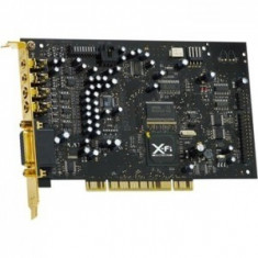 Placa de sunet Creative X-FI Xtreme Music bulk PCI SB0460 - Placa de sunet PC