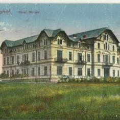 E 23 ILUSTRATA TECHIRGHIOL - HOTEL MOVILA