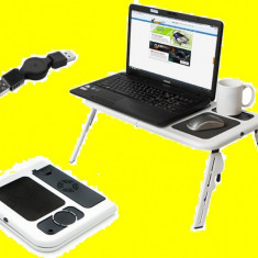 Masa Laptop - E table masuta de laptop, masa de laptop reglabila