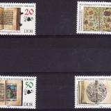 Germania DDR 1990 - cat.nr.2943-6 neuzat, perfecta stare - Timbre straine