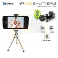 Declansator Bluetooth Selfie - Adaptor bluetooth