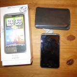 Telefon mobil HTC Desire, Negru, Neblocat - Vand telefon HTC Desire HD
