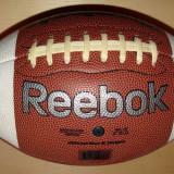 MINGE FOTBAL AMERICAN 'REEBOK' - piele / original U.S.A.