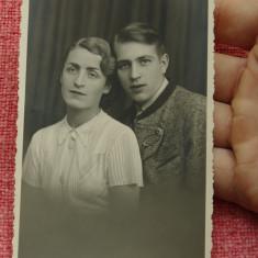Fotografie veche - portret - alb negru !!!, Portrete, Europa