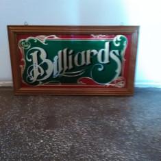 Tablou Biliard