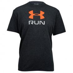 Under Armour Heatgear Graphic Running T-Shirt - Men's | Produs original | Se aduce din SUA | Livrare in cca 10 zile lucratoare de la data comenzii