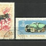 1965 - Apicultura, serie stampilata