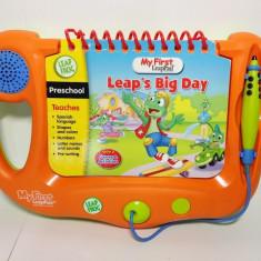 Consola My First LeapPad de la LEAPFROG - OKAZIE - Jocuri Logica si inteligenta