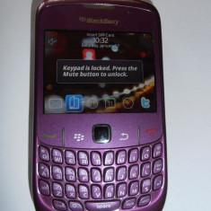 Telefon mobil Blackberry 8520, Neblocat - Telefon mobil BlackBerry Curve 8520/8530