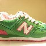Adidasi barbati - Adidasi New Balance Clasic - Verde