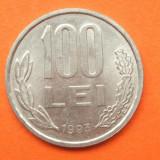 100 LEI 1993 XF - Moneda Romania