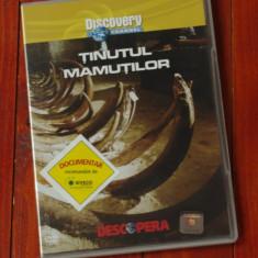 Film documentar Discovery - Tinutul mamutilor !!! - Film documentare, DVD, Altele