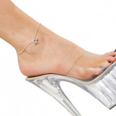 Lenjerie sexy femei - Bratara de picior Star