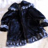 Haina de blana ecologica - Palton dama