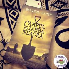 Campul cu iarba neagra de Belinda Bauer - Carte politiste