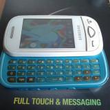 Vand telefon Samsung gt b3410, Alb, 2GB, Neblocat, Single SIM, Fara procesor
