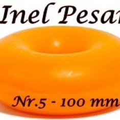 Inel Pesar Nr. 5 - 100 mm - cauciuc - Pesary ring