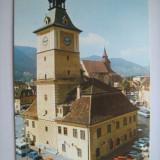 Carte postala /Brasov, Casa Sfatului (anii 80), Necirculata, Fotografie, Romania de la 1950
