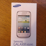 Telefon mobil Samsung Galaxy Young, Vodafone, Single SIM - Samsung Galaxy Young