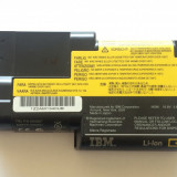 Baterie laptop IBM ThinkPad 02K6627 / 10.8V, 3.6AH, 4400mA, / T20, T21, T22, T23