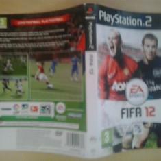 Coperta - FIFA 12 - PlayStation PS2 ( GameLand ), Alte accesorii