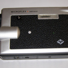 Aparat Filmat - Camera filmat 8mm vintage Agfa Microflex