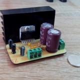 Kit amplificator audio mono 100W!