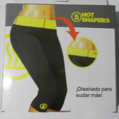 Echipament Fitness - Pantaloni pentru slabit Hot Shapers material neopren