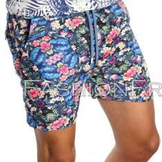 Sort de baie - pantaloni scurti de plaja - bermude barbati - cod 4656