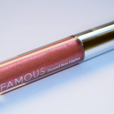 GLOSS CU STRALUCIRE INTENSA FAMOUS BY SUE MOXLEY DIAMOND SHINE LIPGLOSS - Gloss buze