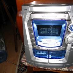 Combina audio Panasonic, Mini-sistem, 41-80 W - Combina muzicala sistem audio Panasonic SA-AK200