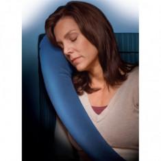 Perna gonflabila pentru calatorii Travel Pillow