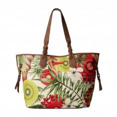 Geanta Desigual Shoptrend Hawaian | 100% original, import SUA, 10 zile lucratoare z12107 - Geanta Dama