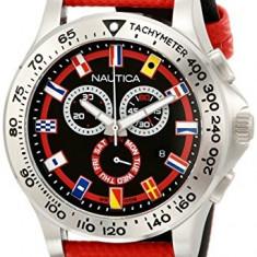 Nautica Men's N19596G NST 600   100% original, import SUA, 10 zile lucratoare a22207 - Ceas barbatesc Nautica, Quartz