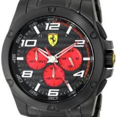 Scuderia Ferrari 0830037 'Paddock' Chronograph   100% original, import SUA, 10 zile lucratoare a32207 - Ceas barbatesc Ferrari, Quartz