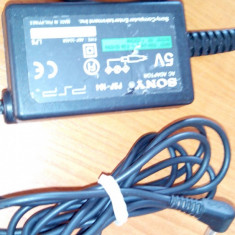 Incarcator Alimentator PSP 5V 2000mA, original Sony, Alte accesorii
