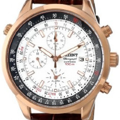 Orient Men's CTD09005W Chronograph Rose   100% original, import SUA, 10 zile lucratoare a32207 - Ceas barbatesc