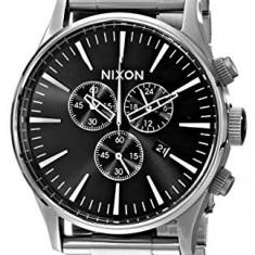 Nixon Men's A386000 Sentry Chrono   100% original, import SUA, 10 zile lucratoare a32207 - Ceas barbatesc Nixon, Quartz