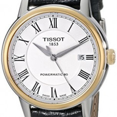 Tissot Men's T0854072601300 Carson Analog | 100% original, import SUA, 10 zile lucratoare a32207 - Ceas barbatesc Tissot, Mecanic-Automatic