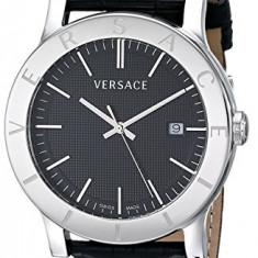 Versace Men's VQB020000 Acron Stainless | 100% original, import SUA, 10 zile lucratoare a32207 - Ceas barbatesc