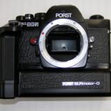 Porst Compact Reflex OC-N body + Grip nefunctional