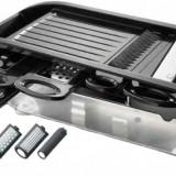 Sinbo STO-6520 razatoare manuala multifunctionala, neagra - Masina de Tocat Carne