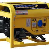 STAGER generator GG 1500, open frame, benzină, 1.1 kW