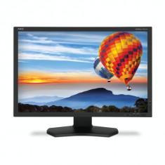 Monitor LED NEC MultiSync PA242W, 24 inch, 1920 x 1200px, negru