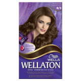 WELLATON Vopsea par Wellaton Kit 63, Blond auriu inchis - Vopsea de par