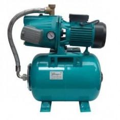 Pompa gradina - Hidrofor cu pompa de inox JET 100 36 litri