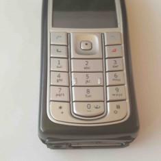 Telefon Nokia, Argintiu, <1GB, Neblocat, Single SIM, Fara procesor - Telefon mobil Nokia 6230i