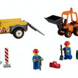 LEGO® Juniors Camion pentru reparatii rutiere - 10683